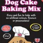 Dog Cake Baking Mix Original