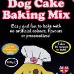 Dog Cake Baking Mix Carrot