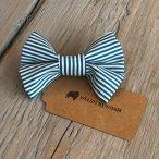 bow tie stripes