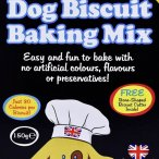 Dog Biscuit Baking Mix Cheese