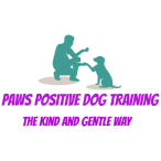 Logo for dog training