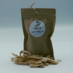 fish treat with packaging