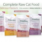 Complete raw food - 5 flavours