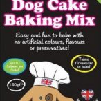 Dog Cake Baking Mix Apple