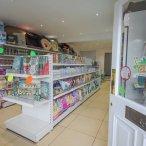 Interior of Ziggy's shop