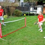 Twisternet - The World's First Pop-Up Tennis Net