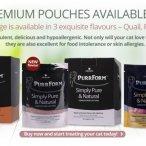 premium pouches - 3 flavours