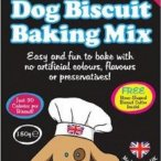 Dog Biscuit Baking Mix Cranberry