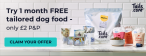 Tails.com | Tailored Dog Food Subscription