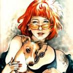 Art of Pristang   Pet Portraits