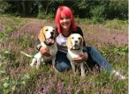 Bridget, Porthos and Lucy