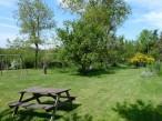 The Garden at Maison Lairoux