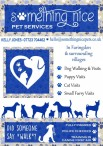 Something Nice Pet Services