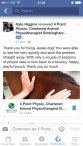 Dog physiotherapy Birmingham