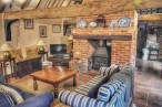 Rooster Barn |  Trunch - Sleeps 4  Max Dogs: UNLIMITED