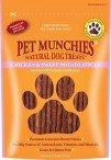 Pet Munchies - Chicken and Sweet Potato