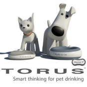 TORUS™ - Smart Thinking For Pet Drinking