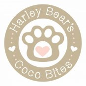 Harley Bear's Coco Bites - Natural Dog treats