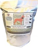Nourish + C Premium Multi Vitamin & Mineral All in One Dog Supplement