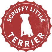 Scruffy Little Terrier Logo
