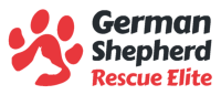 German Shepherd Rescue Elite Logo