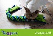 Tuggers Tug Toys by Ruffle Snuffle