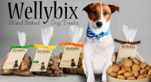 Wellybix Dog Biscuits, Hand Baked Dog Treats