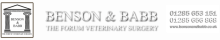 Benson & Babb The Forum Veterinary Surgery - Cirencester, Gloucestershire