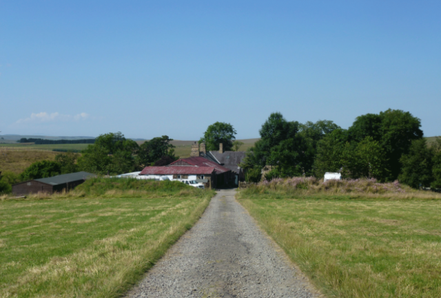 Scotchcoulthard Farm and Self-Catering Holiday Cottages - Northumberland