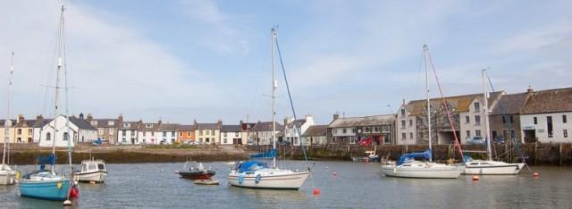 Number 7 Ninian's Landing - Isle of Whithorn