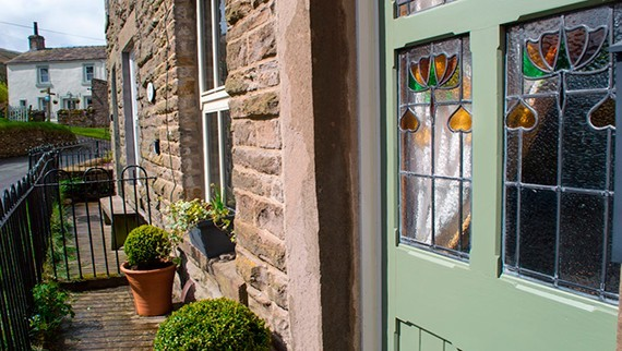 1 Southview Wensleydale Holiday Cottage - Burtersett, North Yorkshire