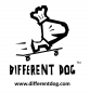 Different Dog Food Logo